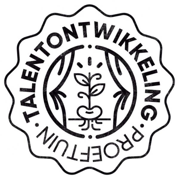 Logo proeftuin talent in ontwikkeling